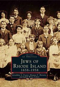 Jews of Rhode Island, 1658-1958