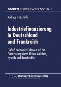 Industriefinanzierung in Deutschland Und Frankreich