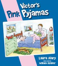 Victoras Pink Pyjamas
