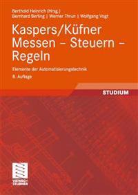Kaspers/Kufner messen - steuern - regeln