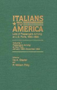Italians to America