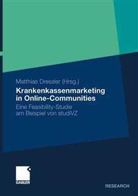 Krankenkassenmarketing in Online-Communities