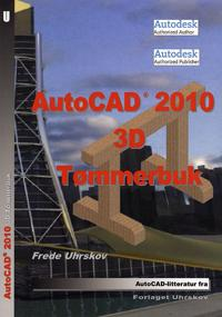 AutoCAD 2010 3D - tømmerbuk