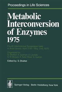 Metabolic Interconversion of Enzymes 1975