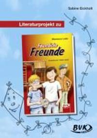 "Literaturprojekt zu ""Faustdicke Freunde"""
