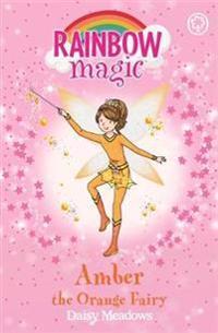 Rainbow magic: amber the orange fairy - the rainbow fairies book 2