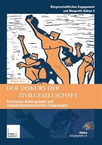 Der Diskurs Der Zivilgesellschaft
