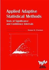 Applied Adaptive Statistical Methods