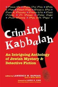 Criminal Kabbalah
