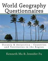 World Geography Questionnaires: Oceania & Antarctica - Countries and Territories in the Region