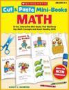 Math, Grades K-1: 15 Fun, Interactive Mini-Books That Reinforce Key Math Concepts and Boost Reading Skills