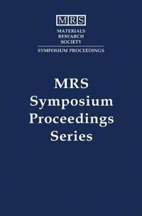 MRS Proceedings Scientific Basis for Nuclear Waste Management XXXIV