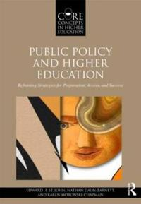 Public Policy and Higher Education