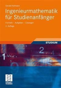 Ingenieurmathematik Fur Studienanfänger