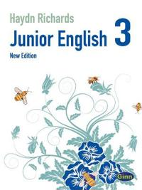Junior English Book 3 (International) 2ed Edition - Haydn Richards