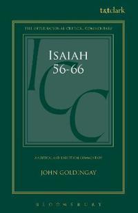 Isaiah 56-66 ICC