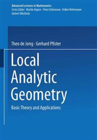 Local Analytic Geometry