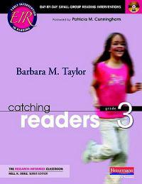 Catching Readers, Grade 3: Day-By-Day Small-Group Reading Interventions [With DVD]