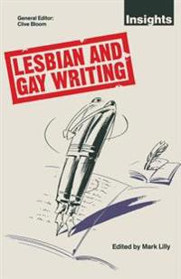 Lesbian and Gay Writing