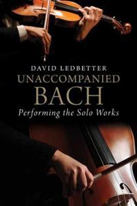 Unaccompanied Bach