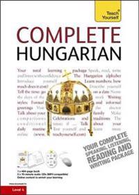 Complete Hungarian Beginner to Intermediate Book and Audio Course