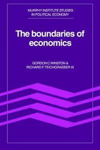 The Boundaries of Economics