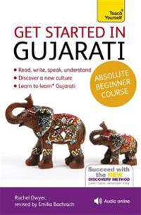 Get Started in Gujarati with Two Audio CDs