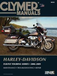 Clymer Harley-Davidson FLH/FLT To