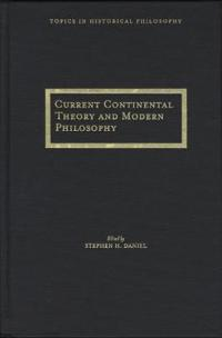 Current Continental Theory And Modern Philosophy