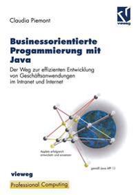 Businessorientierte Programmierung Mit Java