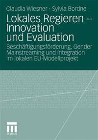 Lokales regieren - Innovation und Evaluation
