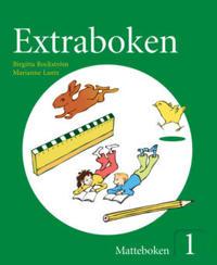 Matteboken Extraboken 1