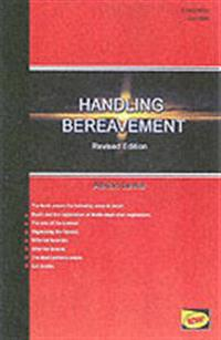 Guide to handling bereavement - arrangements after death