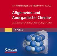 Bild-DVD, Allgemeine Und Anorganische Chemie: Alle Abbildungen Des Buches