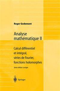 Analyse Math�matique II