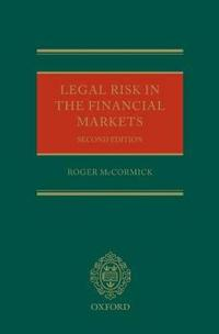 Legal Risk in the Financial Markets