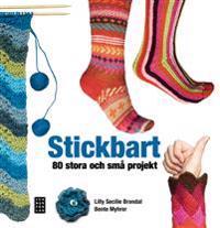 Stickbart : 80 stora och små projekt