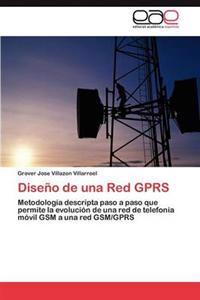 Diseno de Una Red Gprs