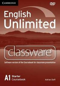 English Unlimited A1 Starter Classware