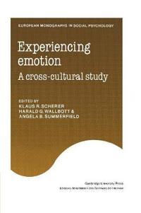 Experiencing Emotion