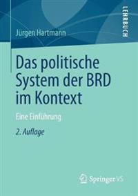 Das Politische System Der Brd Im Kontext: Eine Einführung
