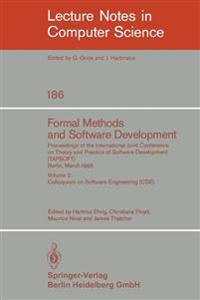 Formal Methods and Software Development