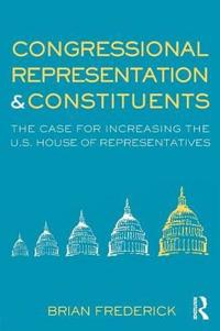 Congressional Representation and Constituents