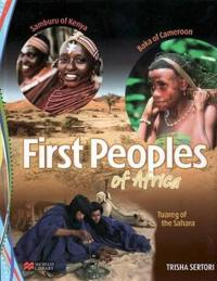First Peoples of Africa Macmillan Library