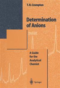 Determination of Anions