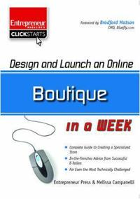 Design and Launch Your Online Boutique in a Week
