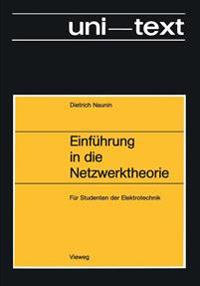 Einfuhrung in die Netzwerktheorie