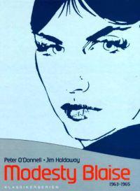 Modesty Blaise 1963-1965