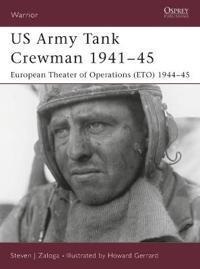 Us Army Tank Crewman 1941-45
