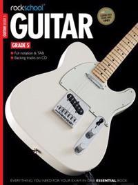 Rockschool Guitar Grade 5 (2012-2018)